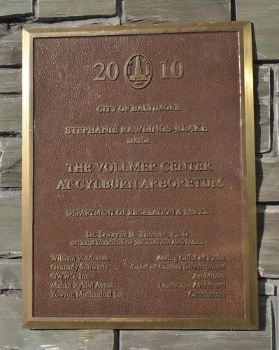 Bronze Dedication Plaque