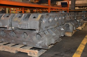Ductile Iron Frames