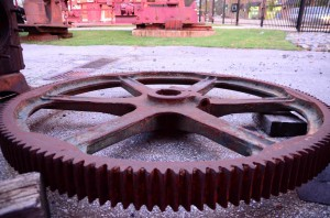 Ductile Iron Gear