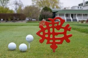 Aluminum Golf Tee Markers