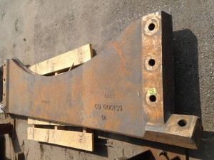 Ductile Iron Heat Shield