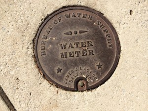 Cast Iron Water Meter